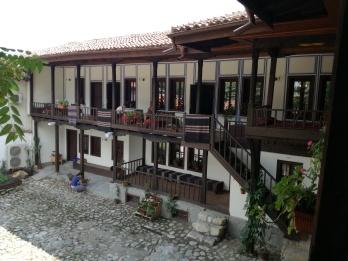 дворът на Бухалов хан